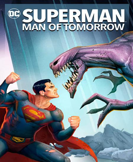 Superman Man of Tomorrow 2020 English 720p BluRay Watch Online Full Movie Download