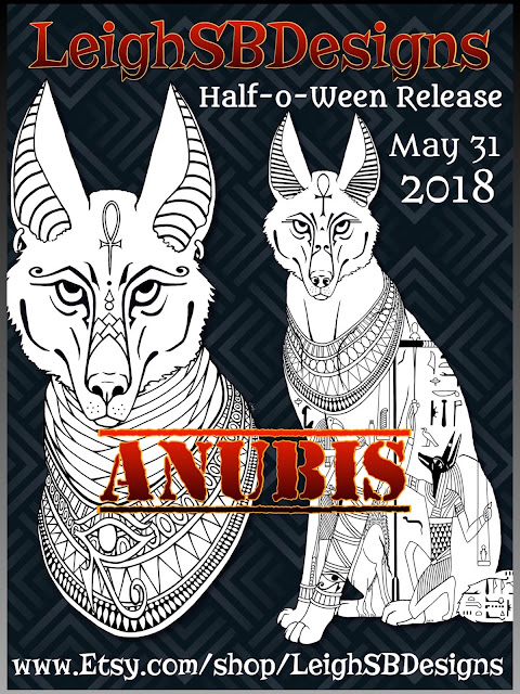 NEW RELEASE:  ANUBIS COLLECTION