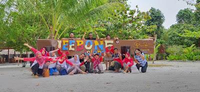 paket one day trip leebong island belitung