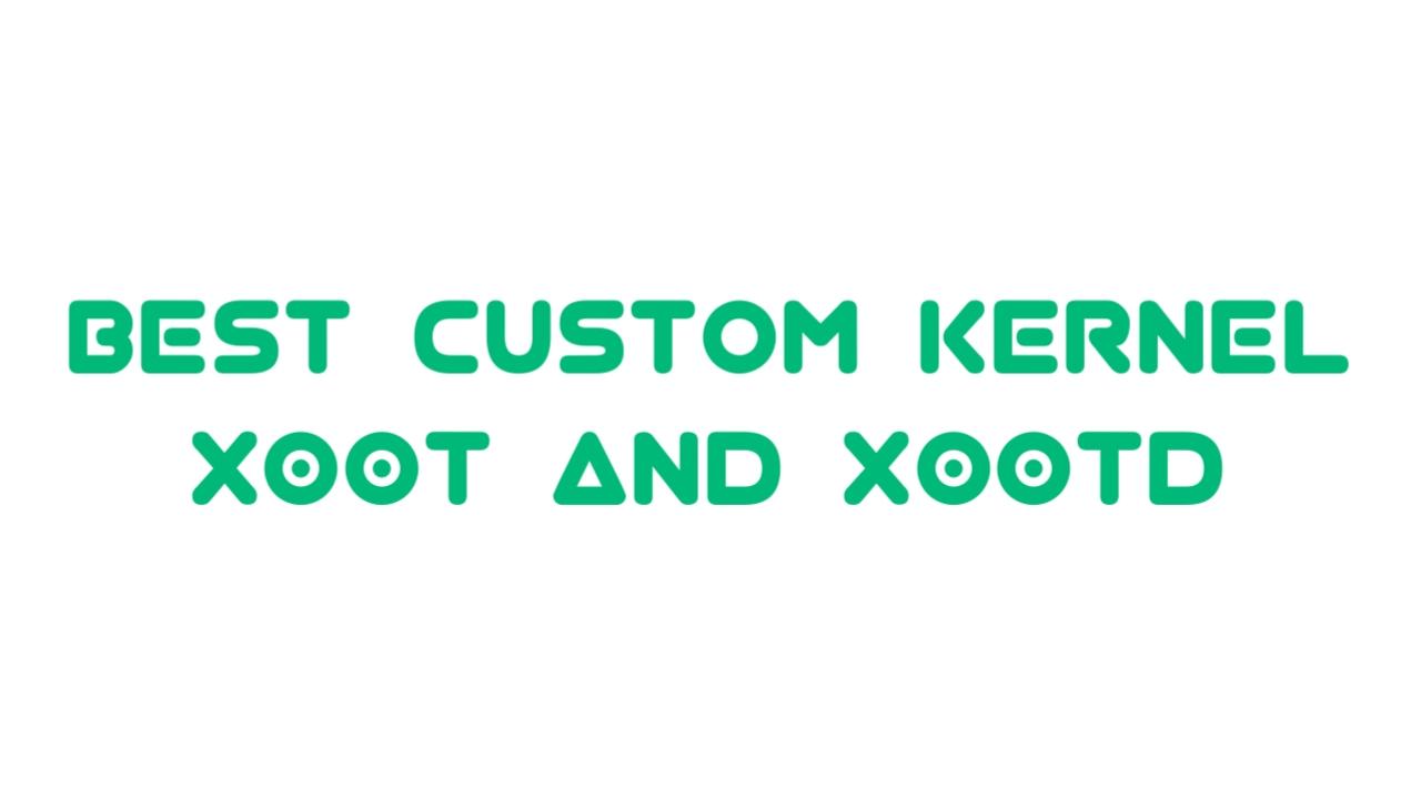 Kumpulan custom kernel max pro m1