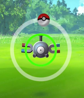 Magnemite capture pokemon go