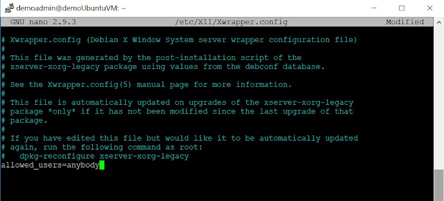XWrapper config file configured