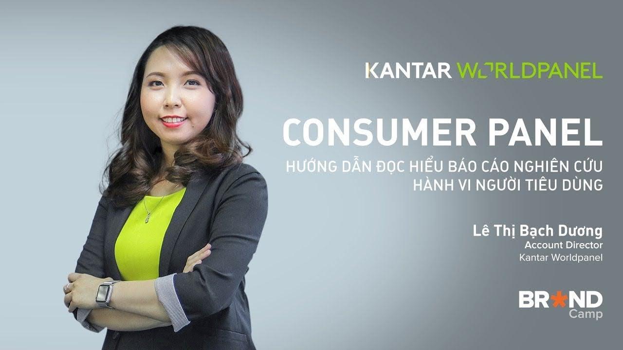 Consumer Panel: Hướng dẫn đọc hiểu báo cáo nghiên cứu Hành vi Người tiêu dùng