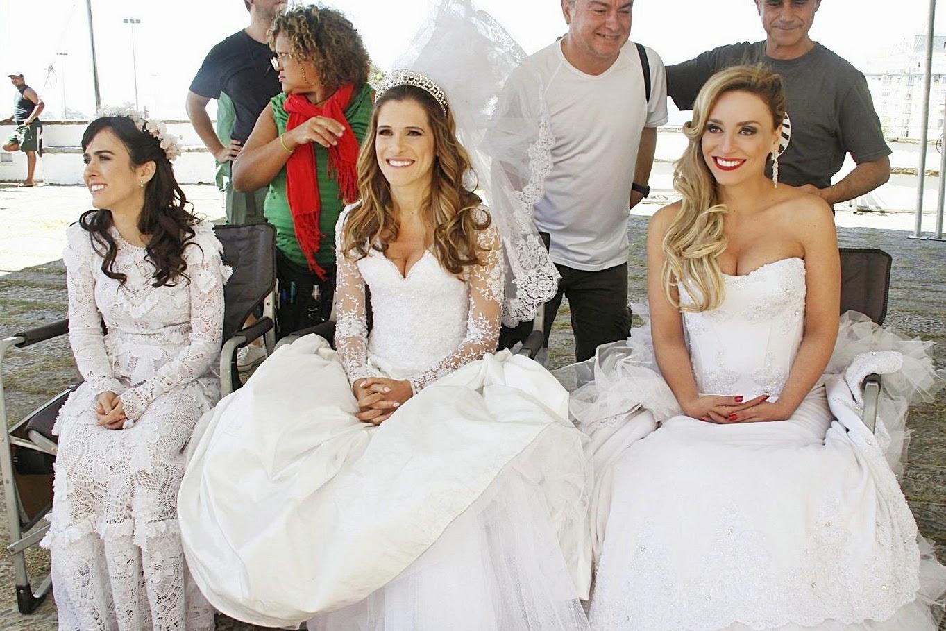 vestidos de noiva filme loucas para casar