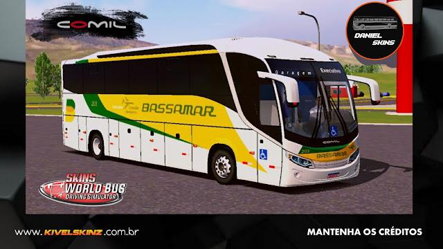 COMIL 1200 4X2 - VIAÇÃO BASSAMAR