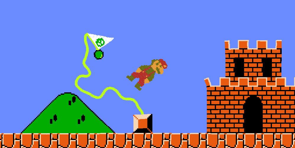 jelly mario es un juego web de mario gratuito en el que