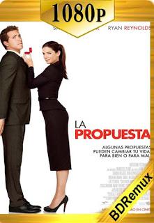 La propuesta (2009) [1080p BD REMUX] [Latino-Inglés] [LaPipiotaHD]