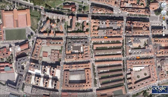 LUIS ANDRÉS SAMPERIO SAÑUDO ETA Bilbao Vizcaya Bizkaia España 24 de Abril
