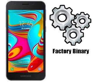 روم كومبنيشن Samsung Galaxy A2 CORE SM-A260F