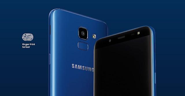 Samsung गैलेक्सी जे6  का 4 जीबी रैम और फेस अनलॉक वाला सबसे सस्ता फोन
