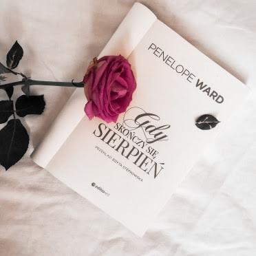 Gdy skończy się sierpień - Penelope Ward