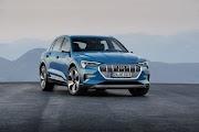 Audi's first electric e-tron five stars