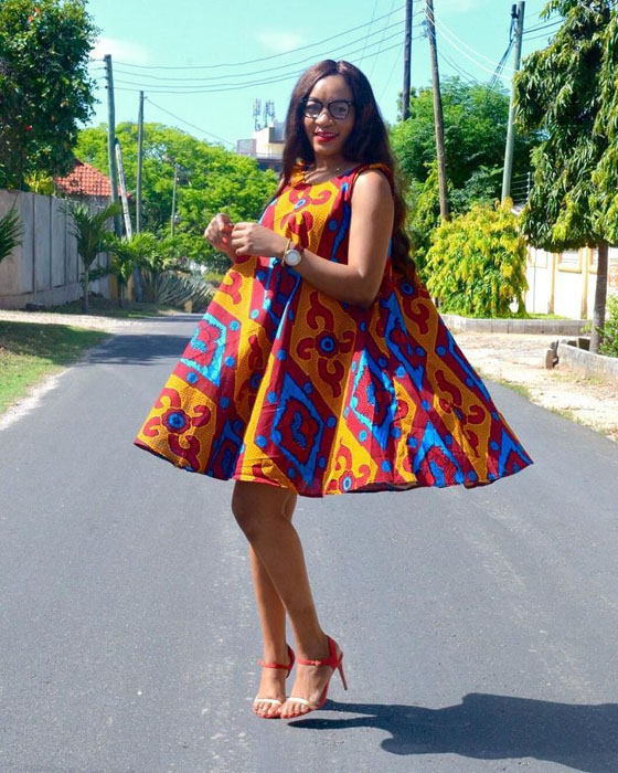 African-Wears-For-Pregnant-Ladies