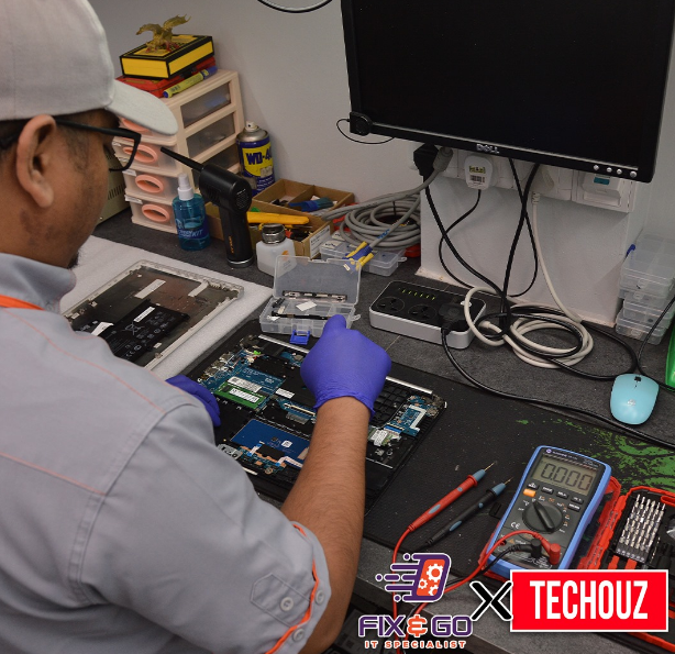 Kedai Repair Laptop Murah KL