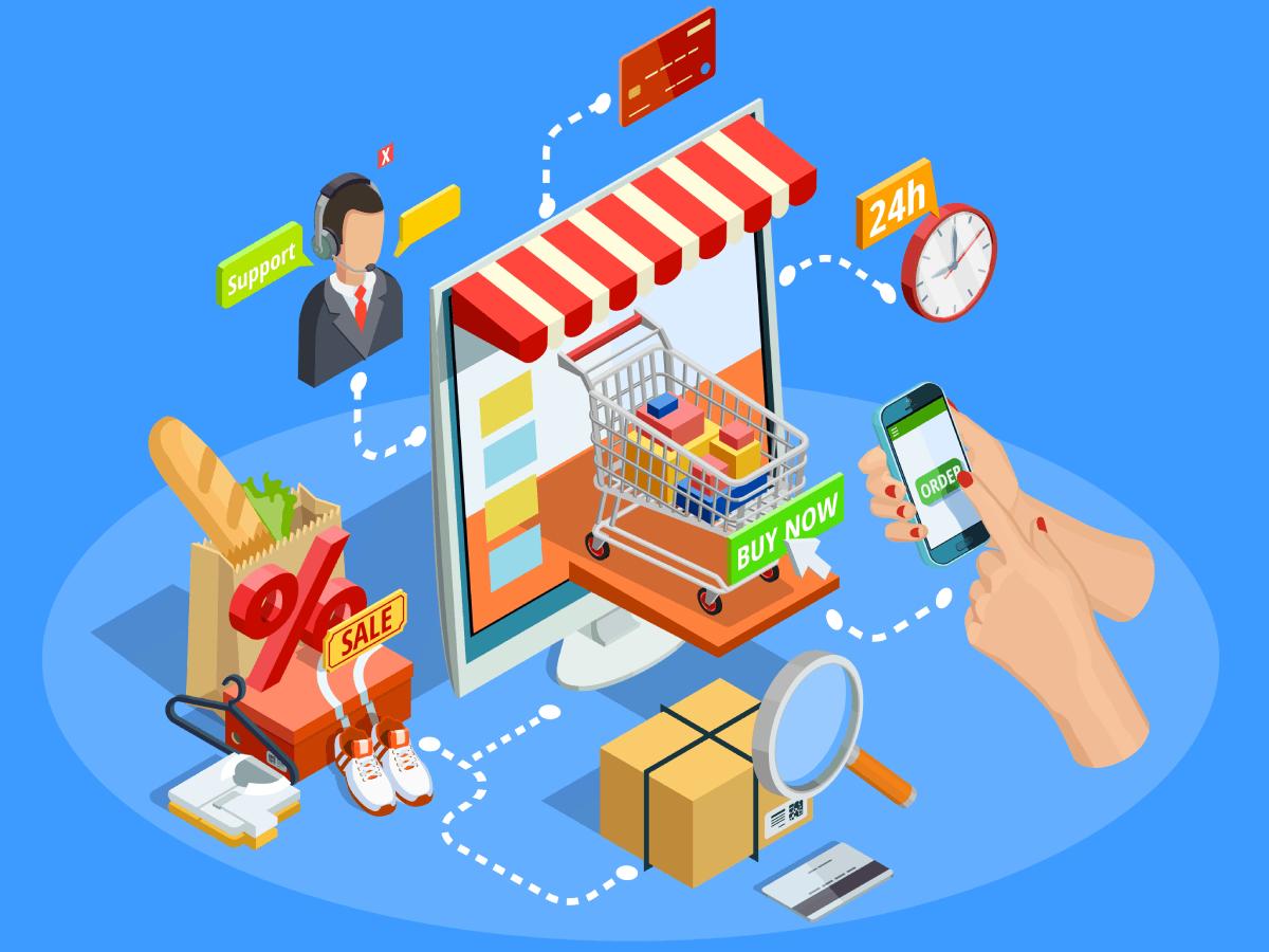 Projektowanie sklepów internetowych. Od czego zacząć i do czego dążyć?