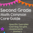 Second Grade Common Core Math Guide