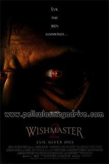 Wishmaster 2 (1999) [Latino-Ingles] [Hazroah]