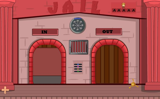 Stop Jail Escape Walkthrough