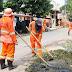 Prefeitura realiza mutirão de limpeza no Parque Riachuelo