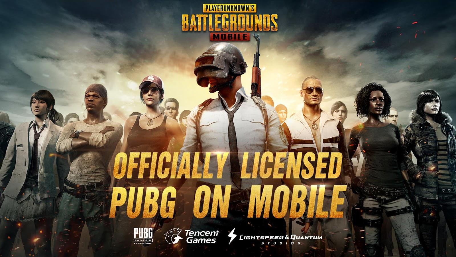 PUBG Mobile V0.7.0 [Official/Eng] APK OBB Download
