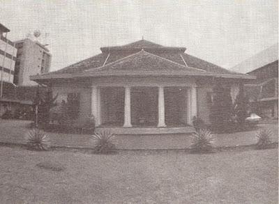 Gedung Bursa Saham, 1980