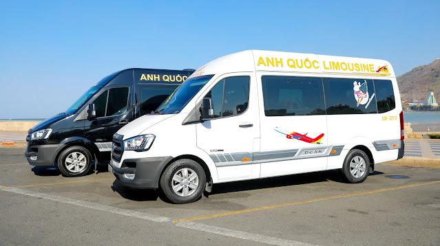 Xe limousine đưa đón khách tận nơi tại Sài Gòn đến bến tàu cao tốc đi Côn Đảo