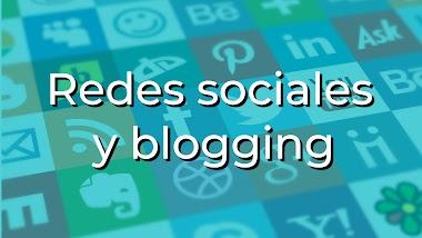 Somos Bloggers: Redes sociales y blogging