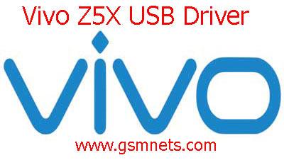 Vivo Z5X USB Driver Download