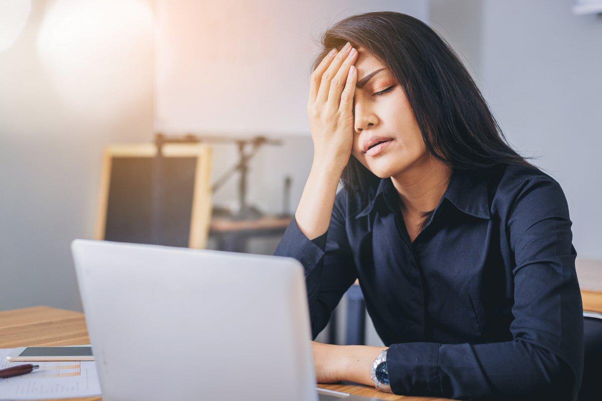 Stress with stupid boss