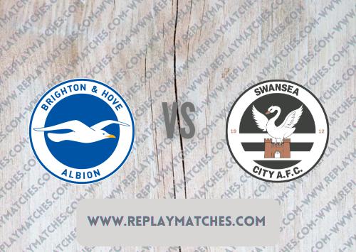 Brighton & Hove Albion vs Swansea City Highlights 22 September 2021