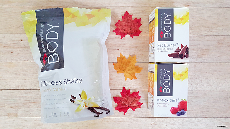 Try this healthy & delicious fall treat: A Pumpkin Spice Protein Shake made with Bowflex Body is the perfect way to indulge your sweet tooth and supplement your nutriiton with tons of essential vitamins & nutrients!