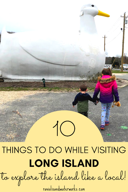 what to do while on vacation in new york or long island