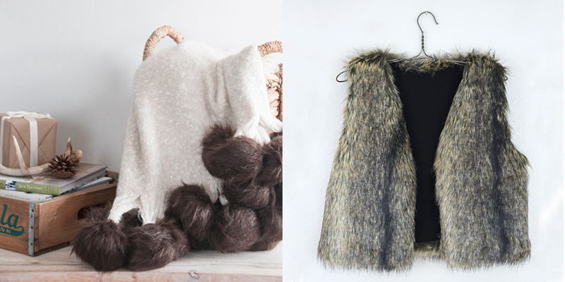 DIY to try # faux fur projects