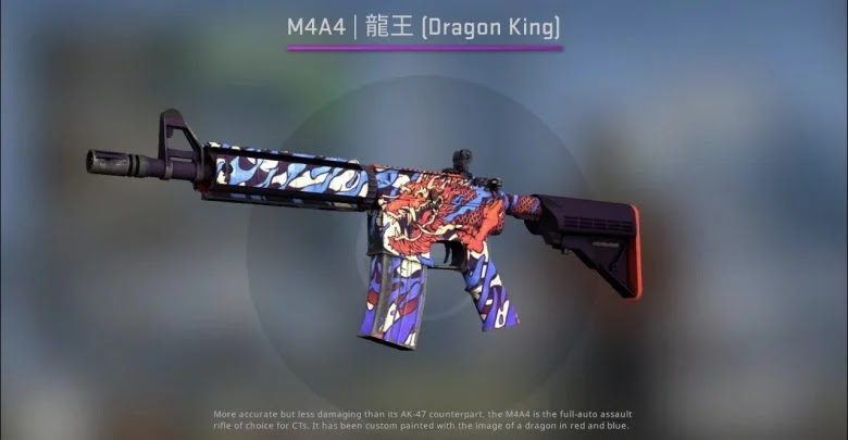 CSGO weapon skins: how much they cost and how to get them