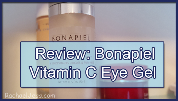 Testing Vitamin C Eye Gel  #Bonapiel