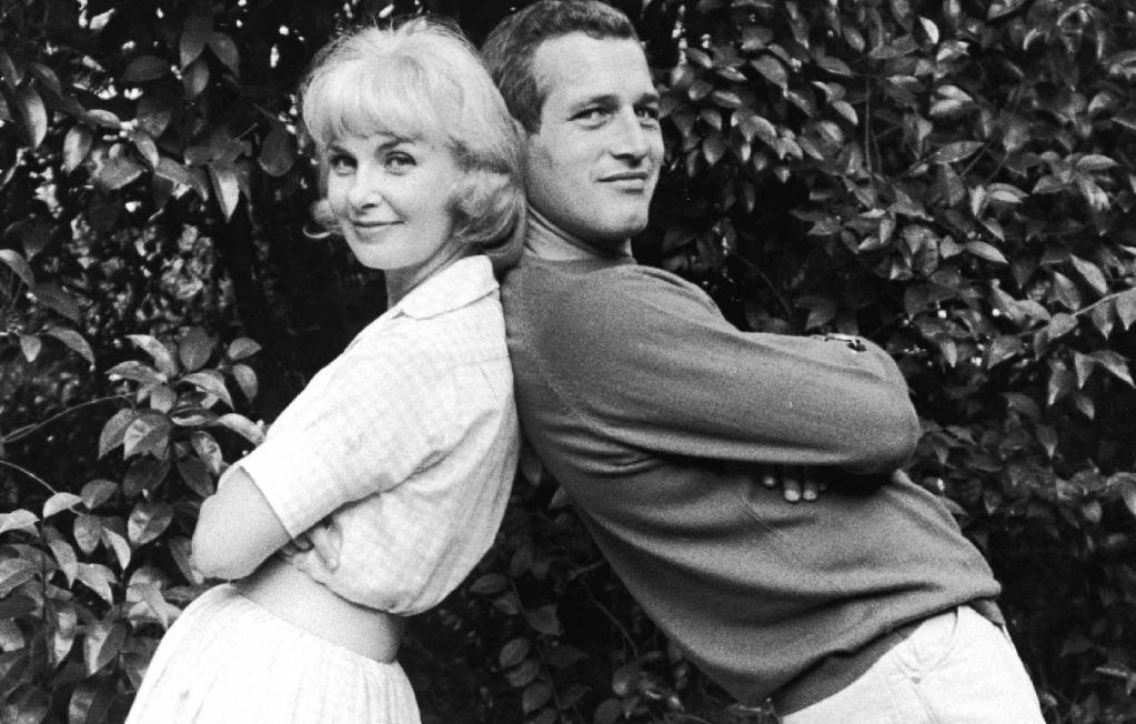 Phil Long Ford >> A TRIP DOWN MEMORY LANE: PHOTOS OF THE DAY: PAUL NEWMAN AND JOANNE WOODWARD