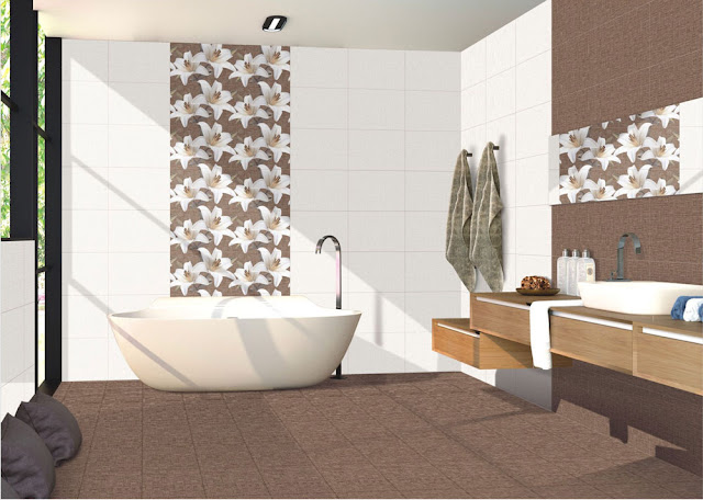 Wall Tiles for Bathroom
