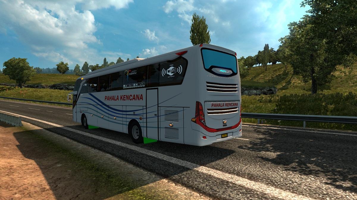 Mod Jetbus 3 Shd By Angga Saputro Cvt Fps Mod Ets2 Indonesia