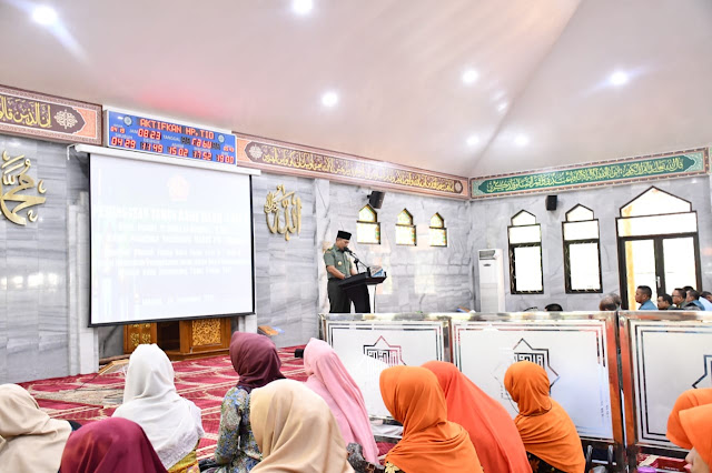 Mabes TNI Peringati Tahun Baru Islam 1441 H / 2019 M