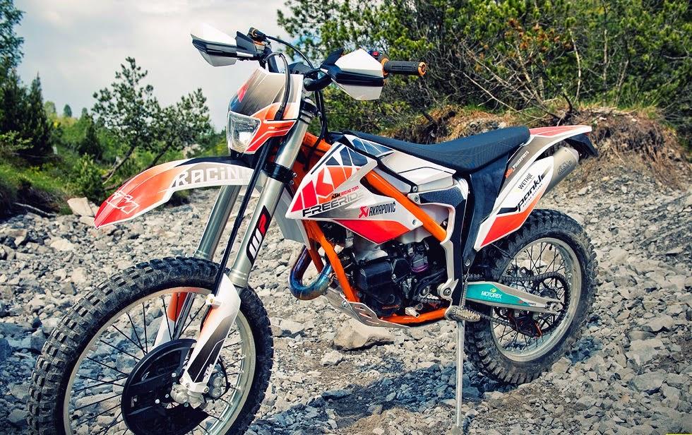 Bike & Cars HD Wallpapers: KTM Freeride 250 R Motorcycles