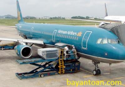 Dịch vụ vận chuyển hàng hóa của Vietnam Airlines