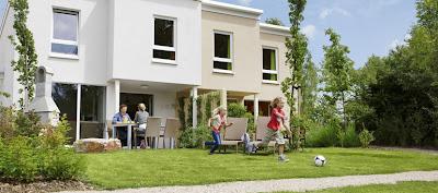 4 Personen Ferienhaus Bostalsee
