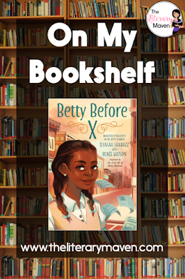 Betty Before X is a historical fiction novel based on the life of Dr. Betty Shabazz, wife of Malcolm X, and was written by her daughter Ilyasah Shabazz in collaboration with Renee Watson. Betty's story is one of struggle from a young age, but her inner strength and determination to do right never waver. Read on for more of my review and ideas for classroom use.