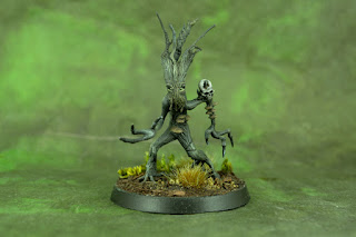 Malifaux Waldgeist / Dryad (front)