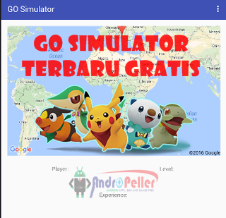 Download GO Simulator Terbaru v1.12.2 APK (Updated) – BOT Pokemon GO For Android 2016