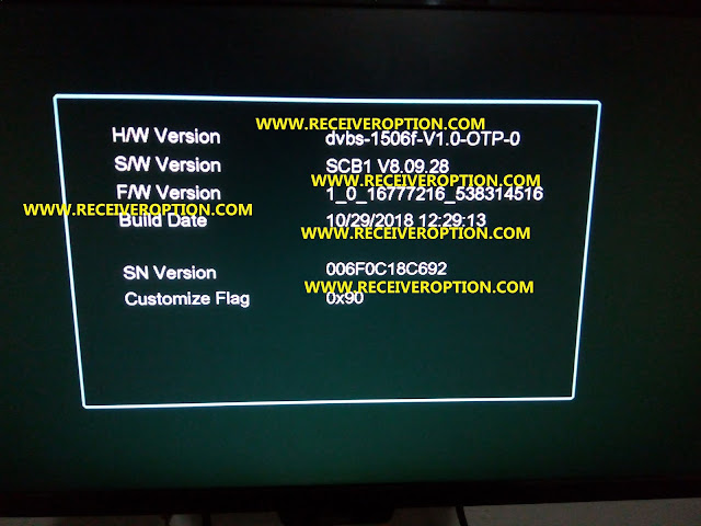 OPENBOX SIGNATURE HD RECEIVER POWERVU KEY NEW SOFTWARE BY USB