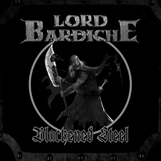 "Το single των Lord Bardiche ""Blackened Steel"""