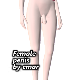 CAS thumbnail of female penis