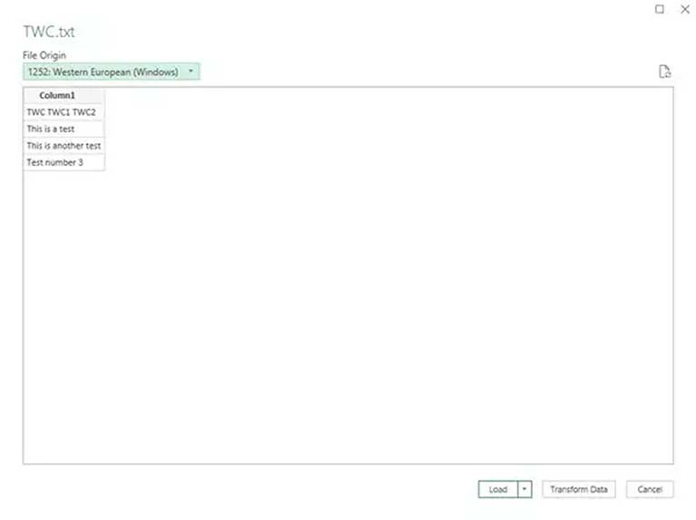 Cara Mengkonversi File Teks TXT CSV Menjadi File Microsoft Excel