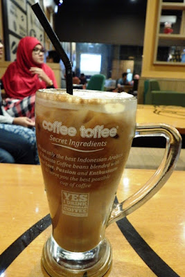 Kafe Coffee Toffee